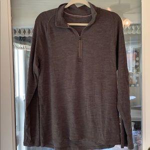 Smartwool Half Zip Pullover
